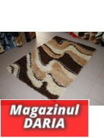Covor SHAGGY s067 brown