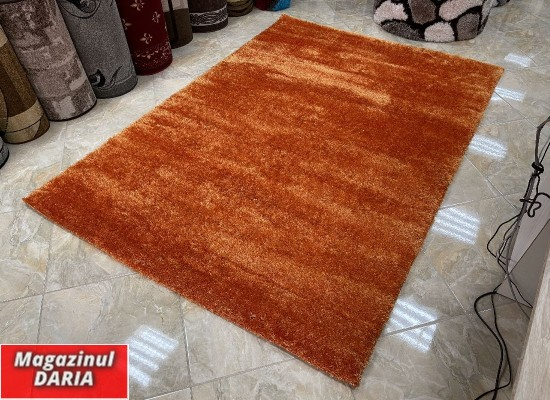 3D SHAGGY GRANDE orange | COVOARE SHAGGY