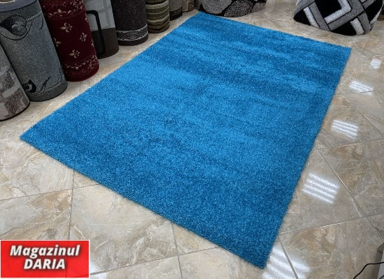 3D SHAGGY GRANDE turquoise | COVOARE SHAGGY